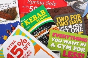 Leaflets selection