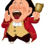 TOWN CRIER IMAGE ISTOCK