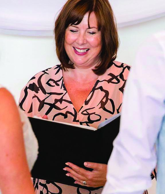 FROM CABIN CREW TO CELEBRANT BY EMMA JANE REED